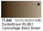 Model Air - Camouflage Black Brown 042 <br>Vallejo71042